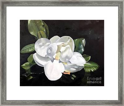 Southern Beauty 2 Framed Print