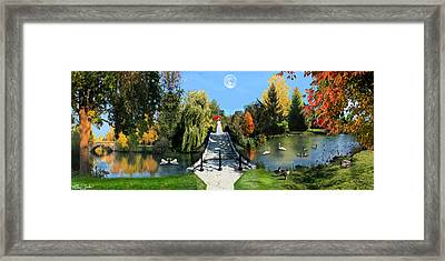 Southern Belle Framed Print by Michael Rucker
