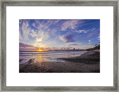 Southern California Winter Framed Print by Sean Foster