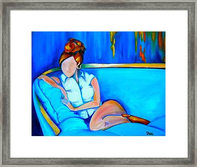 Southern Comfort Framed Print by Debi Starr