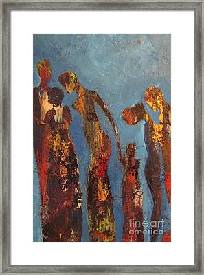 Southern Discomfort Framed Print by Omar Hafidi