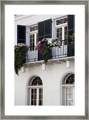 Southern Exposures Framed Print