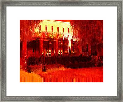 Southern Extremes Framed Print by Wendy J St Christopher