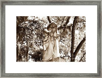 Southern Girl Framed Print