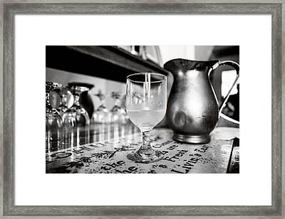 Southern Hospitality Framed Print