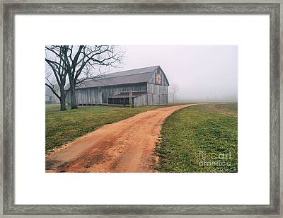 Southern Maryland Charm Framed Print