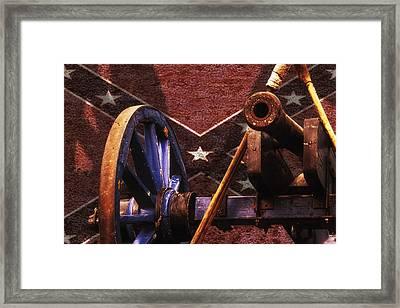 Southern Pride Framed Print