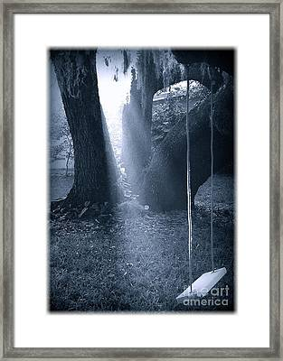 Southern Swing Framed Print