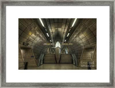 Southwark 1.0 Framed Print by Yhun Suarez
