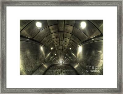 Southwark 3.0 Framed Print
