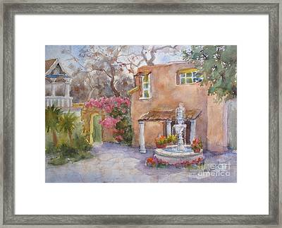 Southwest Icon Framed Print