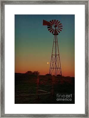 Southwest Morning Framed Print by Robert Frederick