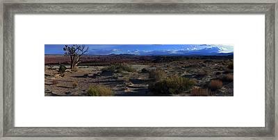 Southwest Snake Canyon Framed Print by Maria Arango Diener
