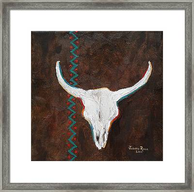 Southwestern Influence Framed Print