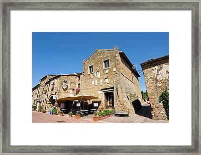 Sovana, Grosseto Province, Tuscany Framed Print by Nico Tondini