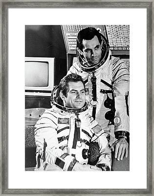 Soyuz 29 Crew Framed Print