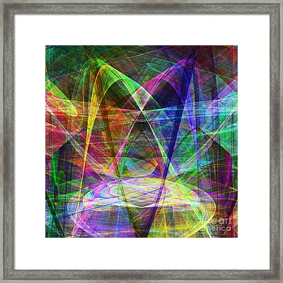 Space Odyssey 20130511 Framed Print by Wingsdomain Art and Photography