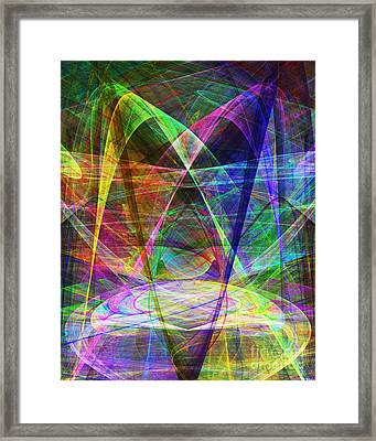 Space Odyssey 20130511v2 Framed Print by Wingsdomain Art and Photography