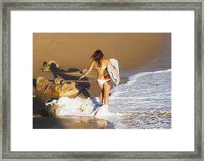 Spain, Andalusia, Cadiz Province Framed Print by Ben Welsh