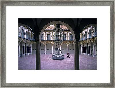 Spain. Cordoba. Former Convent Of La Framed Print
