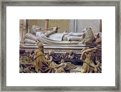 Spain. Granada. Royal Chapel. Royal Framed Print by Everett