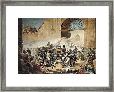 Spain. Peninsular War 1808-1814. The Framed Print