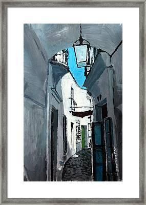 Spain Series 02 Framed Print by Yuriy Shevchuk