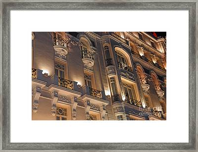 Spanish Beauty Framed Print by Cindy Lee Longhini