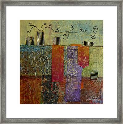 Special Occasion No. 2 Framed Print by Melody Cleary