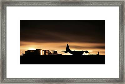 Special Operations Command Framed Print by JC Findley