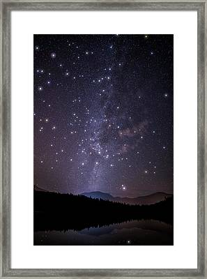 Special Stars Framed Print by James Wheeler