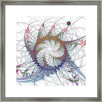 Spectacle Framed Print