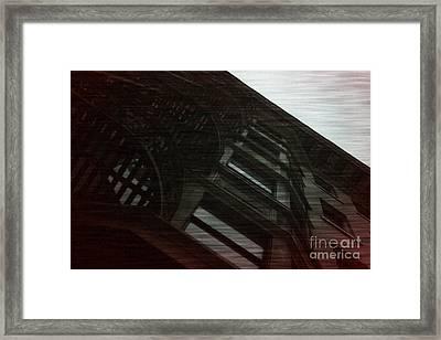 Speculations Framed Print