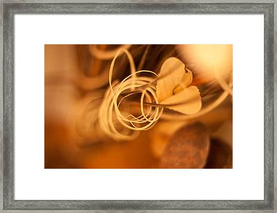 Speed Framed Print by Richie Stewart