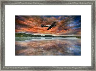 Speed Testing Framed Print by Jason Green