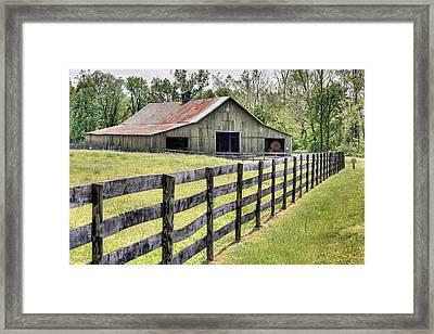 Sperryville  Framed Print