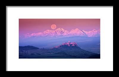 High Tatras Framed Prints