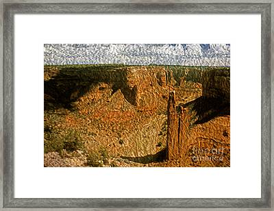 Spider Rock Framed Print by Paul W Faust -  Impressions of Light