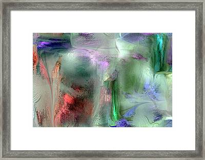 Spikemoss Framed Print