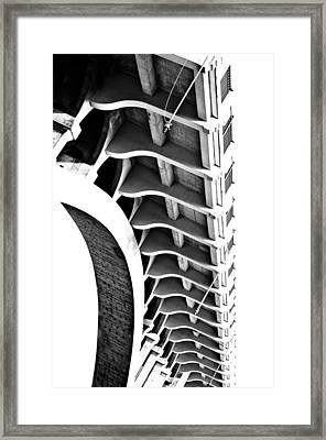 Spina Framed Print by Matthew Blum