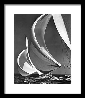 Boat Race Framed Prints