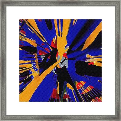 Spinart Revival II Framed Print