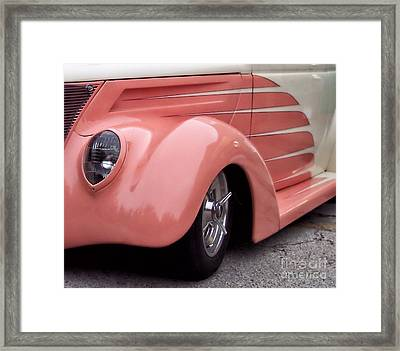 Spinners Framed Print by Thomas Woolworth