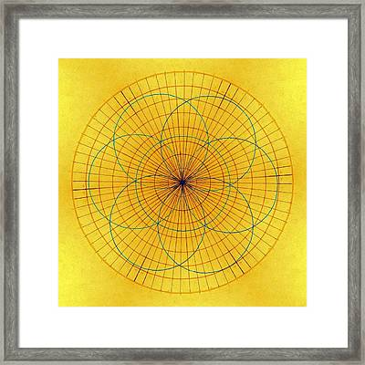 Spinning Around Framed Print by Tom Druin