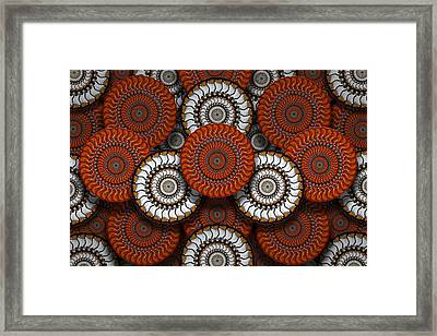 Spinning In Harmony  Framed Print by Mike McGlothlen
