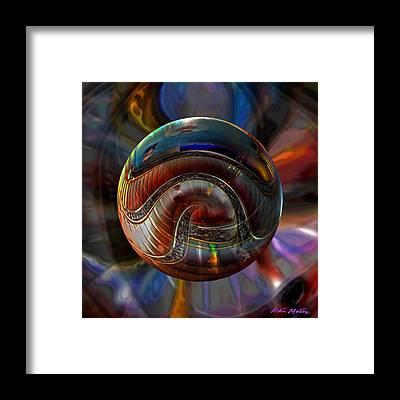 Dimensional Framed Prints