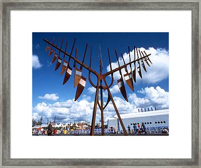 Spirit Catcher Framed Print