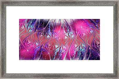 Spirit Connections Framed Print by Anastasiya Malakhova