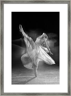 Spirit Dance Framed Print