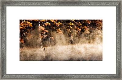Framed Print featuring the photograph Spirit Dance by Lana Trussell
